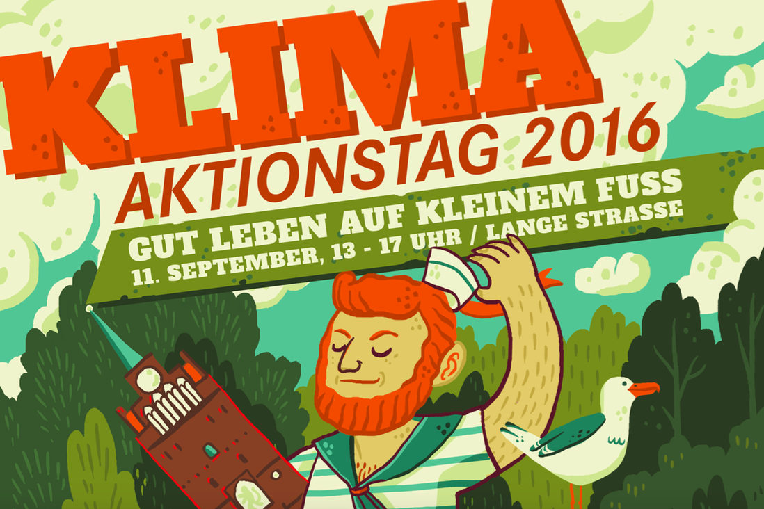 Klima-Aktionstag Rostock